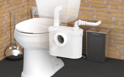 Anytime Plumbing Services are Saniflo specialists.